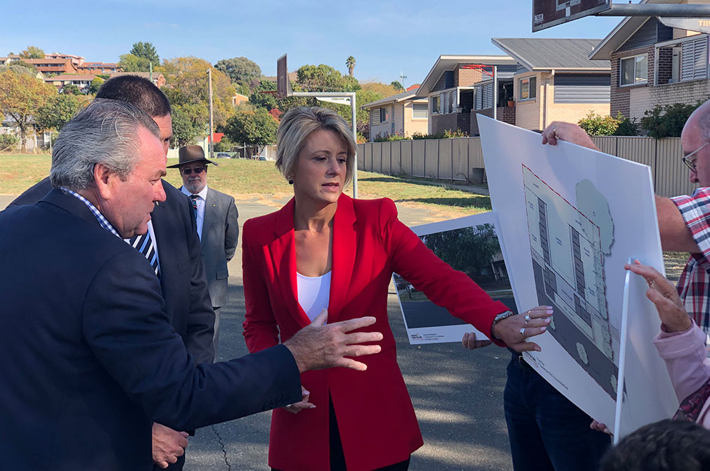 Respite is on the way for Queanbeyan